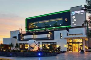 潛立方旅館 Divecube Hotel