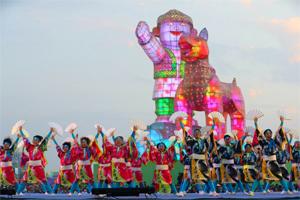 讚台灣燈會年年創新