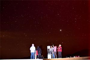 阿里山行星季探索太陽系生成之謎