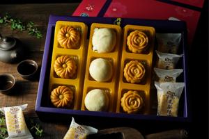 【台中·大雅】茶與餅達人
