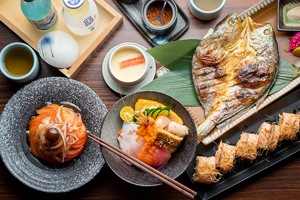 【台中·西屯】 HunG 日本料理│年輕老闆的創業夢想,憑著一股熱情,做出一道道精緻又平價的美味料理