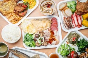 【台中·北屯】菜多多自助餐|百種菜色吃不膩,通勤便當很可以,各種下飯料理,經濟又實惠!