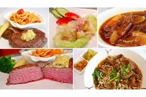 【台中·北區】日盛牛排館|好的牛排不吱吱響,純天然食材料理,吃到跟歐洲一樣的好牛排