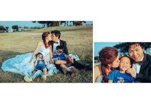 【台中·豐原】逆光映像婚紗工作室|婚紗照所有照片全贈,攝影師抓得住我們的瞬間~
