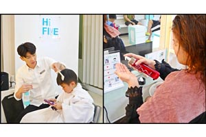 【台中·東區】Hi FIVE 快剪專門店|親子友善剪髮,媽媽快速整理頭髮,輕鬆染髮無負擔的好店!