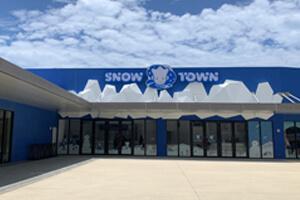 「SNOWTOWN雪樂地」全台獨家20度恆溫玩雪場