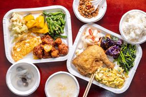 【台中·北區】湛飄香自助餐 在地人都愛!愛吃哪個夾哪個,價格實惠是用餐的好選擇!