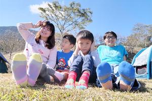 【彰化】三合豐ELF襪子工廠|台灣在地生產!沒想到,穿對襪子改變了我的睡眠品質~