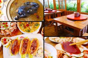 【台中·東區】西海岸活蝦料理|母親節就來吃泰國蝦專賣店,檸檬蝦的酸甜滋味超讚,宵夜首選!