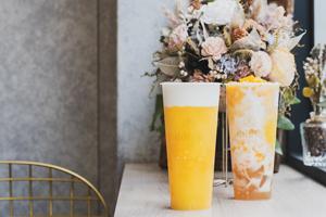 【台中·西區】小澄市citea|讓人驚豔的塩雪可可脆片!飲料不只超美也超好喝,超級推薦!