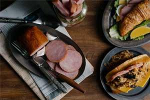 【台中·西區】美而香台宗哈姆|創立一甲子,傳承三代的獨家美味!美國人都稱讚的好吃火腿~